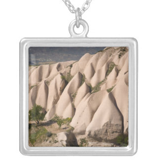 Middle East central part of Turkey in Silver Plated Necklace