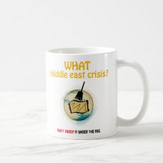 Middle East Crisis Mugs