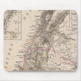 Middle East, Palestine Mouse Pad