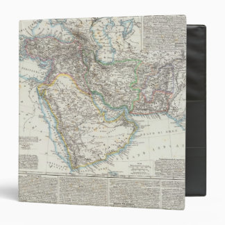 Middle East, South Asia Vinyl Binders