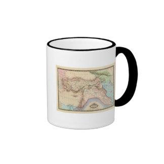 Middle East, Turkey, Syria, Asia Ringer Coffee Mug