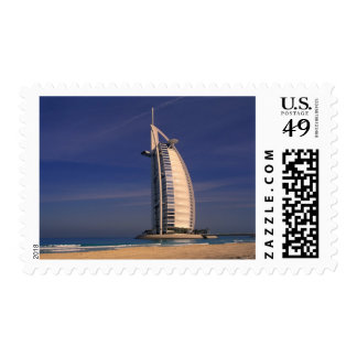 Middle East, United Arab Emirates, Dubai, Burj Postage
