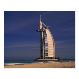 Middle East, United Arab Emirates, Dubai, Burj Posters