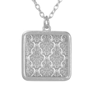 Middle Eastern Arabic Pattern Necklace