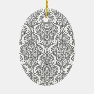 Middle Eastern Arabic Pattern Ornament