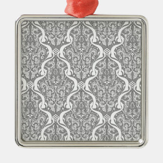 Middle Eastern Arabic Pattern Christmas Tree Ornaments