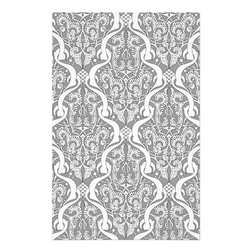 Middle Eastern Arabic Pattern Personalised Stationery