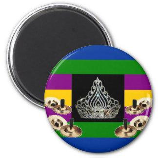 Middle-Eastern Diva Pride Magnet