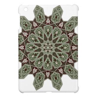 Middle eastern floral pattern motif iPad mini case
