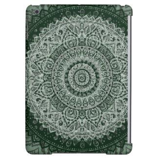 Middle Eastern Green Pattern