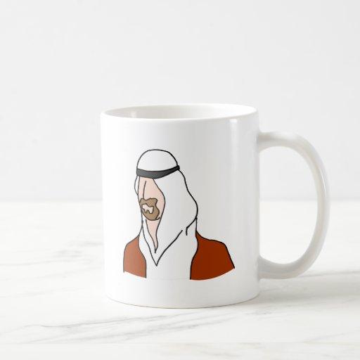 Middle Eastern man Coffee Mug