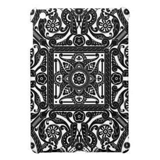 Middle eastern vintage pattern iPad mini cover