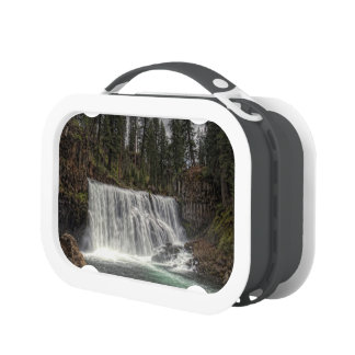 MIDDLE FALLS ON THE McCLOUD Yubo Lunch Box