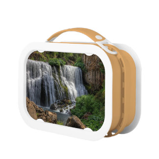 MIDDLE FALLS ON THE McCLOUD Yubo Lunchbox