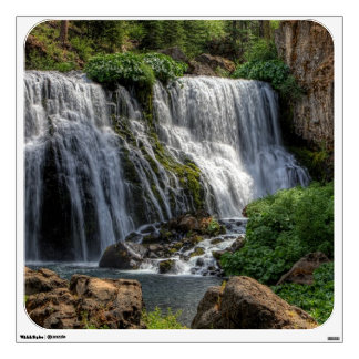 MIDDLE FALLS WALL DECALS