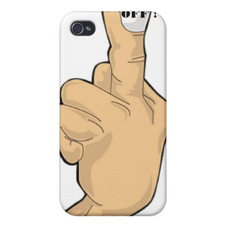 Middle Finger Iphone Case