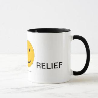 Middle Finger Stress Relief Mug