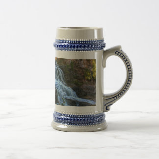 Middle Gooseberry Falls Beer Stein