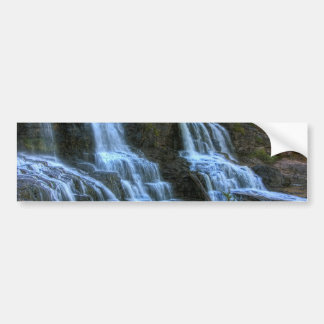 Middle Gooseberry Falls Bumper Sticker