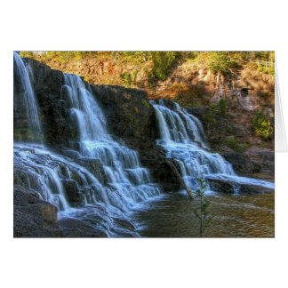 Middle Gooseberry Falls Greeting Card