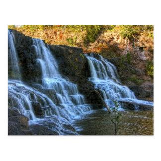 Middle Gooseberry Falls Postcard