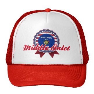 Middle Inlet, WI Trucker Hat