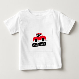 Middle Mutts Clothing Baby T-Shirt