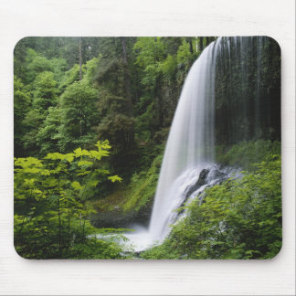 Middle North falls, Silver Falls State Park, Mouse Pad