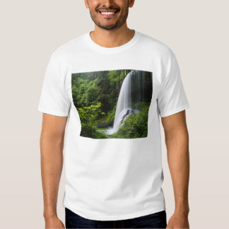 Middle North falls, Silver Falls State Park, T-Shirt