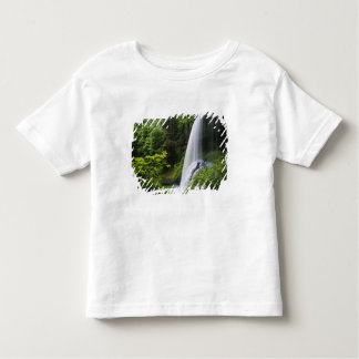 Middle North falls, Silver Falls State Park, Toddler T-shirt