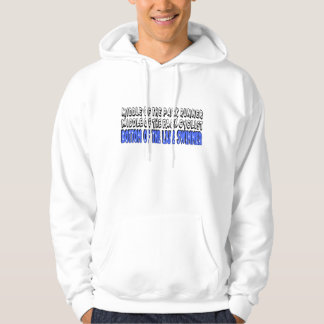 Middle of the Pack Hoodie
