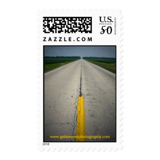middle of the road postage