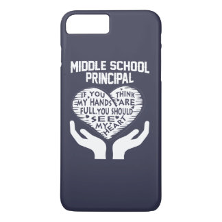 Middle School Principal iPhone 8 Plus/7 Plus Case