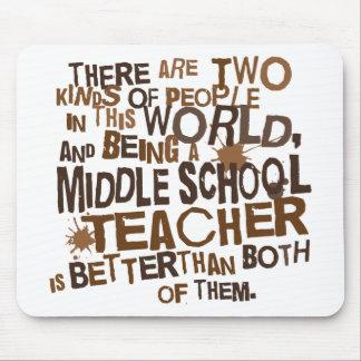 Middle School Teacher Gift Mousepad