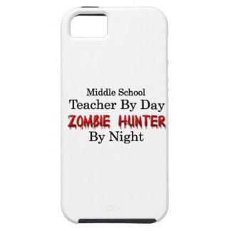 Middle School Teacher/Zombie Hunter iPhone SE/5/5s Case