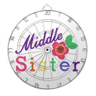 Middle Sister Dart Boards