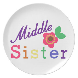Middle Sister Plate
