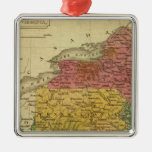 Middle States 4 Ornaments