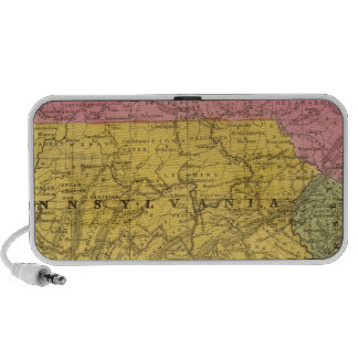 Middle States, USA Notebook Speaker