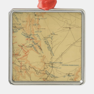 Middle Tennessee Campaign Christmas Ornament