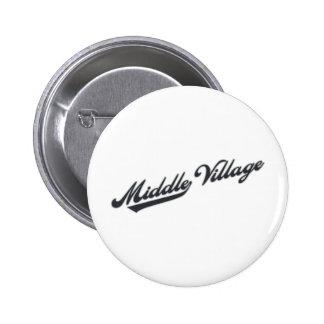 Middle Village Button