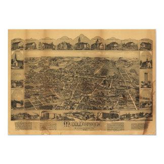 Middleborough Massachusetts (1889) Card