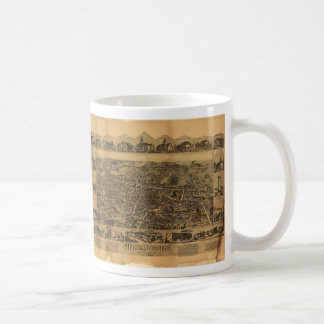 Middleborough Massachusetts (1889) Coffee Mugs
