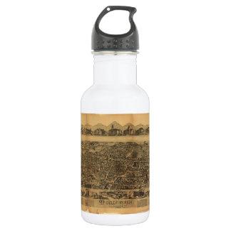 Middleborough Massachusetts (1889) Water Bottle