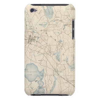 Middleborough, Massachusetts Barely There iPod Case