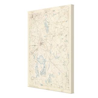 Middleborough, Massachusetts Canvas Print