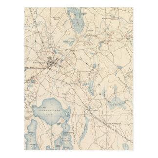 Middleborough, Massachusetts Postcard