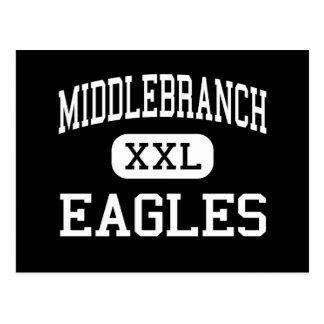 Middlebranch - Eagles - Junior - Canton Ohio Postcard