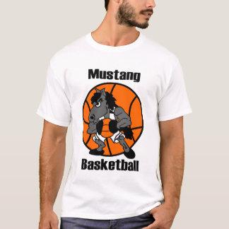 Middleburg Mustang Basketball T-Shirt