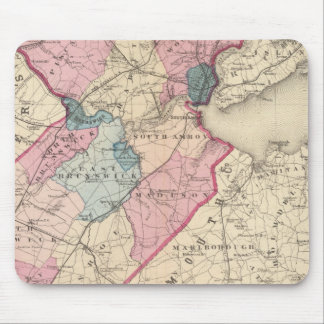 Middlesex County, NJ Mouse Pad